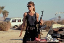 James Cameron Reveals Linda Hamilton Will Return to 'The Terminator' Franchise