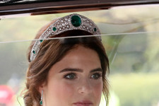 What Celebrity Guests Wore To Princess Eugenie's Wedding