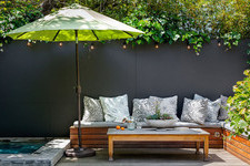 How to Decorate Any Size Outdoor Space