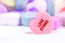 The Anti-Valentine's Day Candy Heart Generator