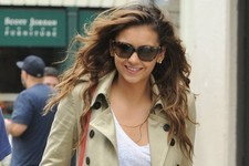 Nina Dobrev's Effortless Ensembles