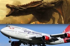 New 'Game of Thrones' Photos Reveal Drogon Is Now the Size of a 747