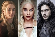 Can You Spell the Names of These 'Game of Thrones' Characters?