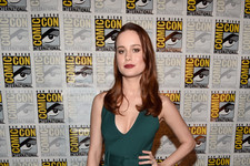 Look of the Day: Brie Larson's Emerald Ensemble