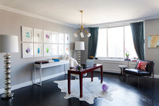 A Creative New York Apartment by D.M.Teriors