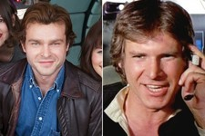 Here's Your First Look at the Cast for the Han Solo Movie!