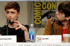 Highlights from Daniel Radcliffe's Comic-Con Debut