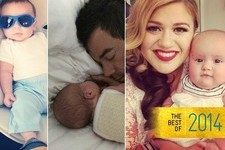 All of the Celebrity Babies Born in 2014