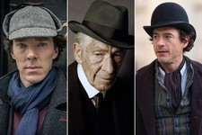 The Many Faces (and Hats) of Sherlock Holmes