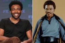 Donald Glover Is the New Lando Calrissian!