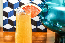 A Warm Weather Gin and Citrus Cocktail Recipe
