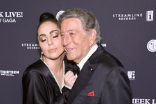 Lady Gaga Goes 'Cheek to Cheek' with Tony Bennett