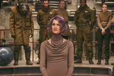 Laura Dern Shares New Photo of Her 'Star Wars: The Last Jedi' Character