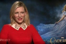 Cate Blanchett Gets All Evil Stepmother During a 'Cinderella' Interview