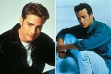 TV Boyfriend Smackdown: Brandon vs. Dylan from 'Beverly Hills, 90210'