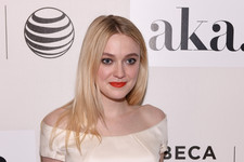 Dakota Fanning Dazzles at the Tribeca Film Festival