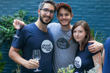 Good Eggs Hosts a Pop-Up Farmers Market