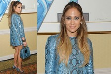 Jennifer Lopez Takes Matching VERY Seriously