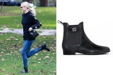 Found: Jaime King's Chelsea Boots