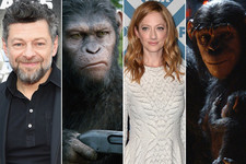 The Actors Behind the Apes