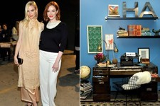 Hunters Alley Party! Jaime King, Christina Hendricks, and More...