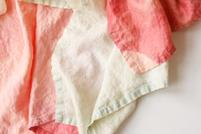 DIY To Try: Transform Old Linens With This Bleaching Technique