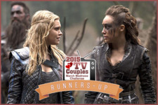 The ABCs of Clarke and Lexa, Zimbio March Madness Runners-Up