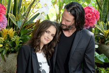 Winona Ryder Says She 'Might' Have Married Keanu Reeves 25 Years Ago