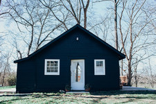 A Tiny Nashville Cottage Gets A Sleek Facelift
