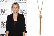 Found: Taylor Schilling's Edgy Necklace