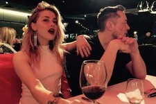 Amber Heard and SpaceX Co-Founder Elon Musk Make Their Love Instagram Official