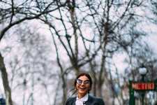 Flawless Street Style Du Jour From Paris Fashion Week