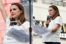 Natalie Portman Delivers Striking Speech at L.A. Women's March: 'You Just Started the Revolution'