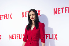 Look of the Day: Krysten Ritter's Crimson Glam