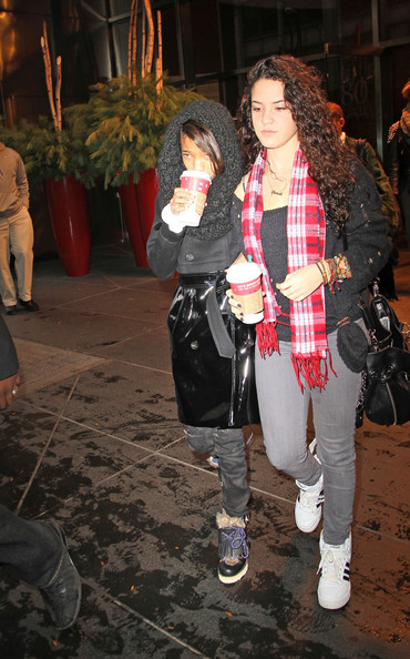 Celeb out and about: Willow Smith , Taraji Henson, and ...