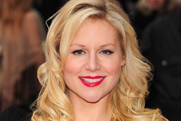 Abi Titmuss Stars at the Premiere of 'The Dictator' in London 2
