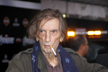 Harry Dean Stanton Stars at the Premiere of 'The Avengers' in LA