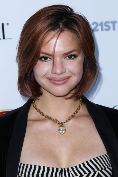Kaili Thorne in Celebs at the Hollywood Hot List Party ...