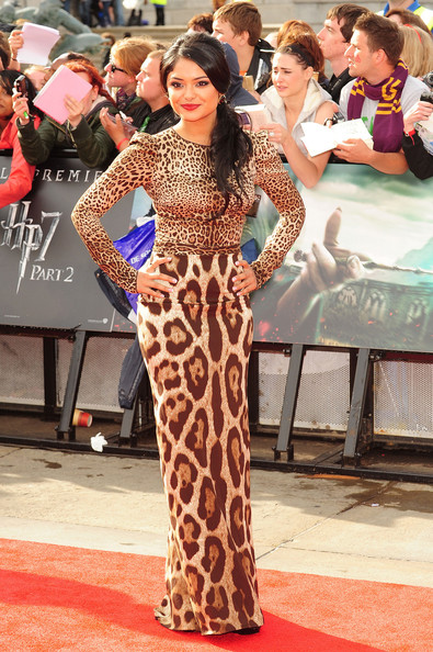 Afshan Azad - 'Harry Potter And The Deathly Hallows: Part 2' UK Premiere