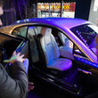 Alex Innes The Rolls-Royce Wraith Makes Its London Debut