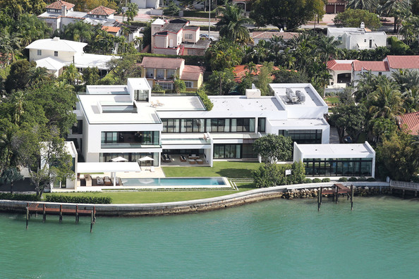 FILE: New York Yankees star Alex Rodriguez is selling his Miami waterfront mansion with an asking price of $38M