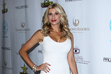 Alexis Bellino  Stars at the Brent Shapiro Foundation: The Summer Spectacular in Beverly Hills