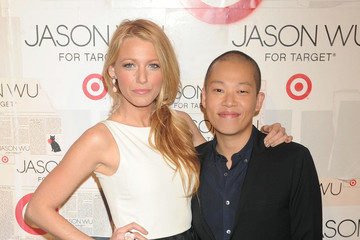 Blake Lively Jason Wu Celebs at the Launch of 'Jason Wu for Target'
