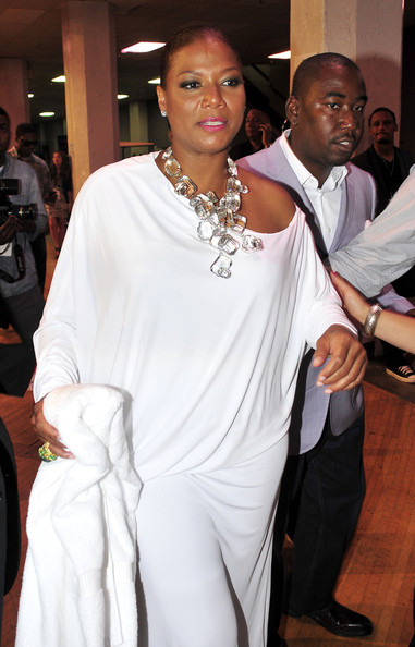 The gallery for --> Queen Latifah And Boyfriend 2013
