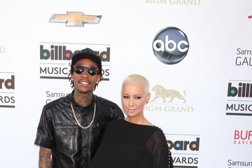 Amber Rose Arrivals at the Billboard Music Awards