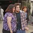 Jonna Walsh Lee DeWyze and Jonna Walsh Shopping at The Grove