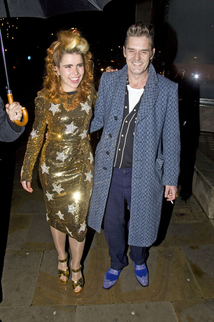 Paloma Faith Photos Photos Reg Traviss Leaves The