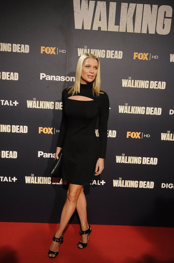 laurie holden photos photos the walking dead premiere
