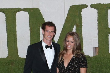 Andy Murray Kim Sears Arrivals at the Wimbledon Champions Dinner