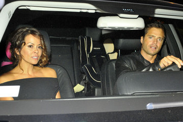 """Brooke Burke David Charvet The """"Dancing with the Stars"""" 2,000th Episode Party"""